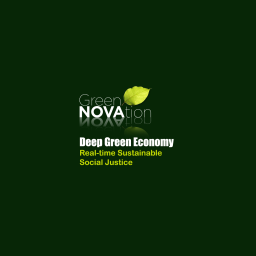 Deep Green Economy: Real-time sustainable social justice