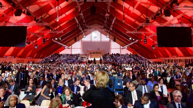 COP21-Plenary