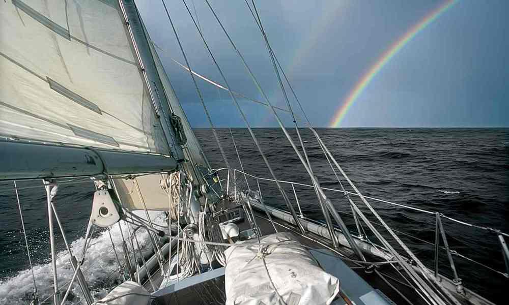 rainbow-sailing