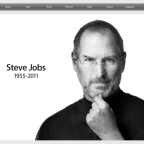 Steve Jobs, Visionary Apple Founder, Dies